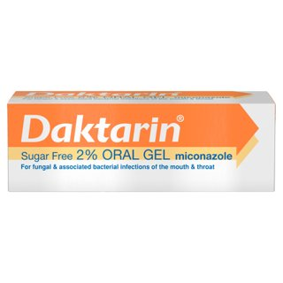 Daktarin Oral Gel 2%